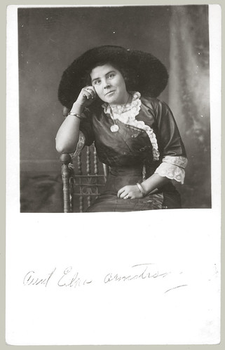 Woman and Hat