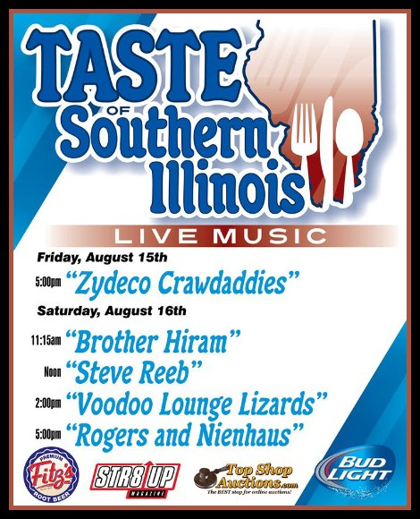 Taste of Southern Illinois 8-15, 8-16-14a