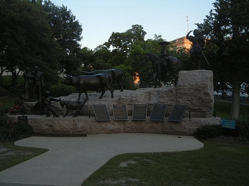 DSCN0440 _ Texas State Capitol, Austin, June 2014