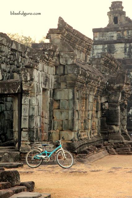 Siem Reap Cambodia Bakong Temple