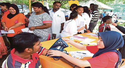 Medical camp reaches out to the needy