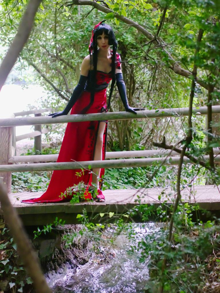 related image - Shooting Yuuko Ichihara - Melisandre - Parc de St Pons - 2014-07-20- P1890214