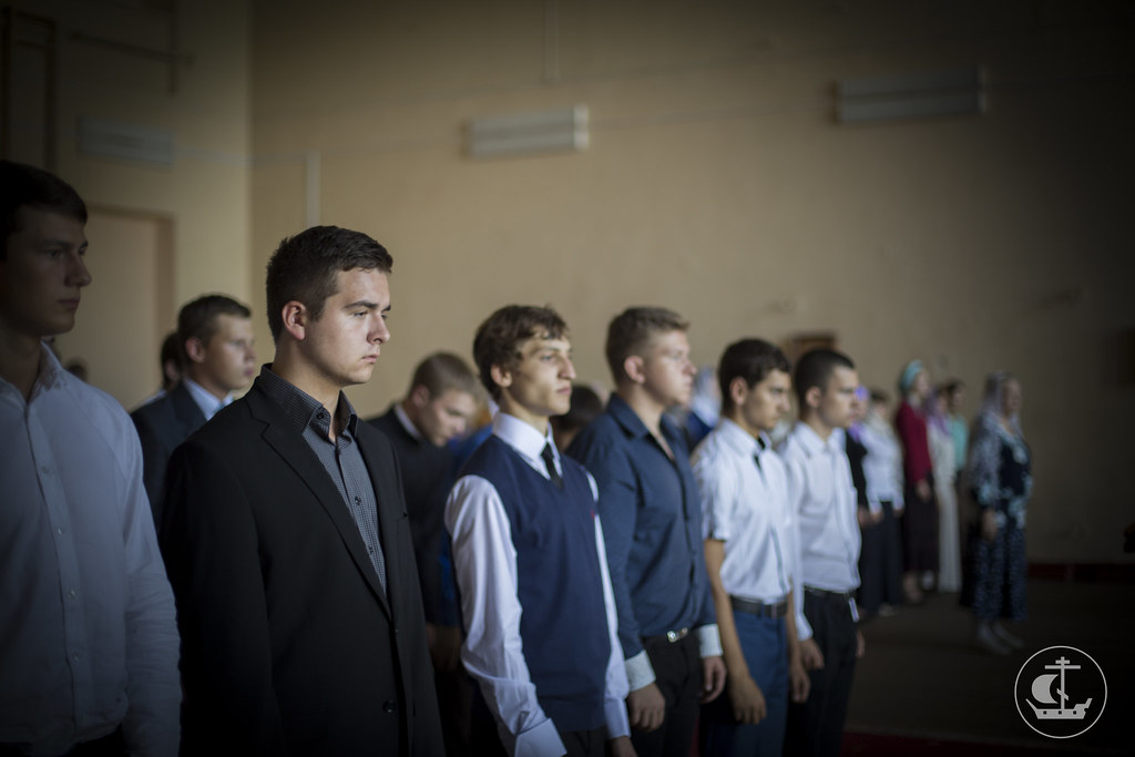 13 августа 2014, Происхождение (изнесение) честных древ Животворящего Креста Господня / 13 August 2014, Procession of the Precious Wood of the Life-giving Cross of Jesus Christ