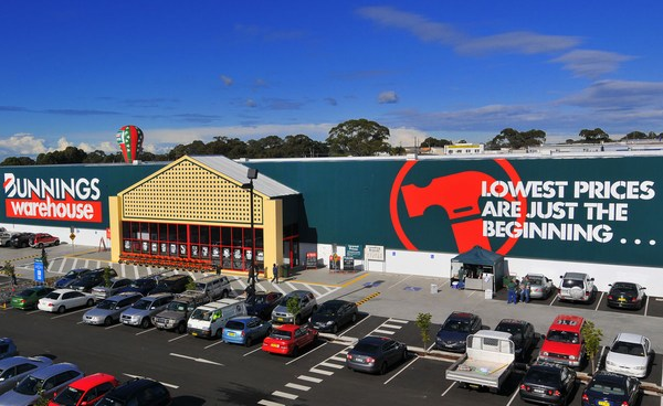 Initial ground-works have been completed for the new Bunnings Batemans Bay store