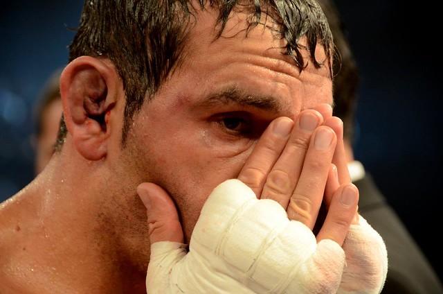 Firat Arslan gegen Yoan Pablo Hernandez