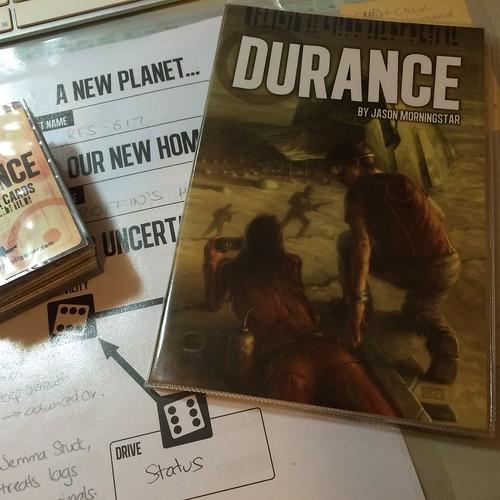 Durance RPG