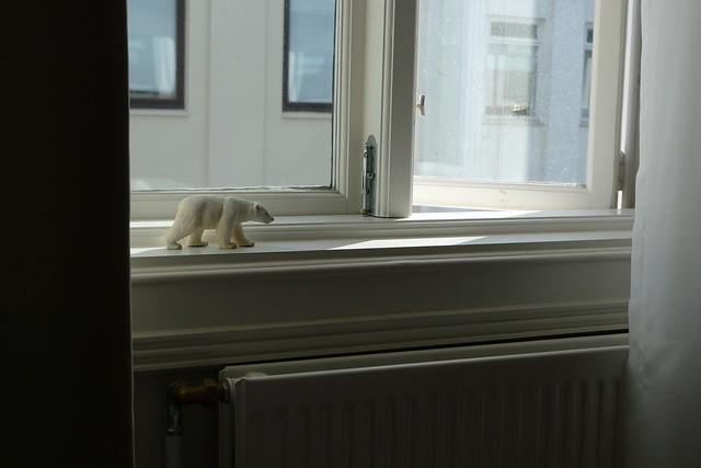 geraldine in the hotel