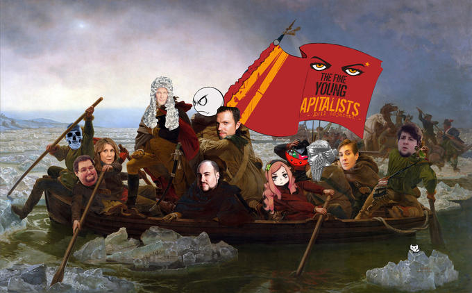 GamerGate The Fine Young Capitalists