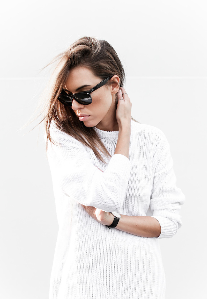 modern legacy fashion blog Australia Acne Studios knit sweater Jensen Chelsea boots Alexander Wang bag street style (5 of 6)