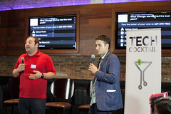 Tech Cocktail's Chicago Mixer & Startup Showcase | 9.4.14