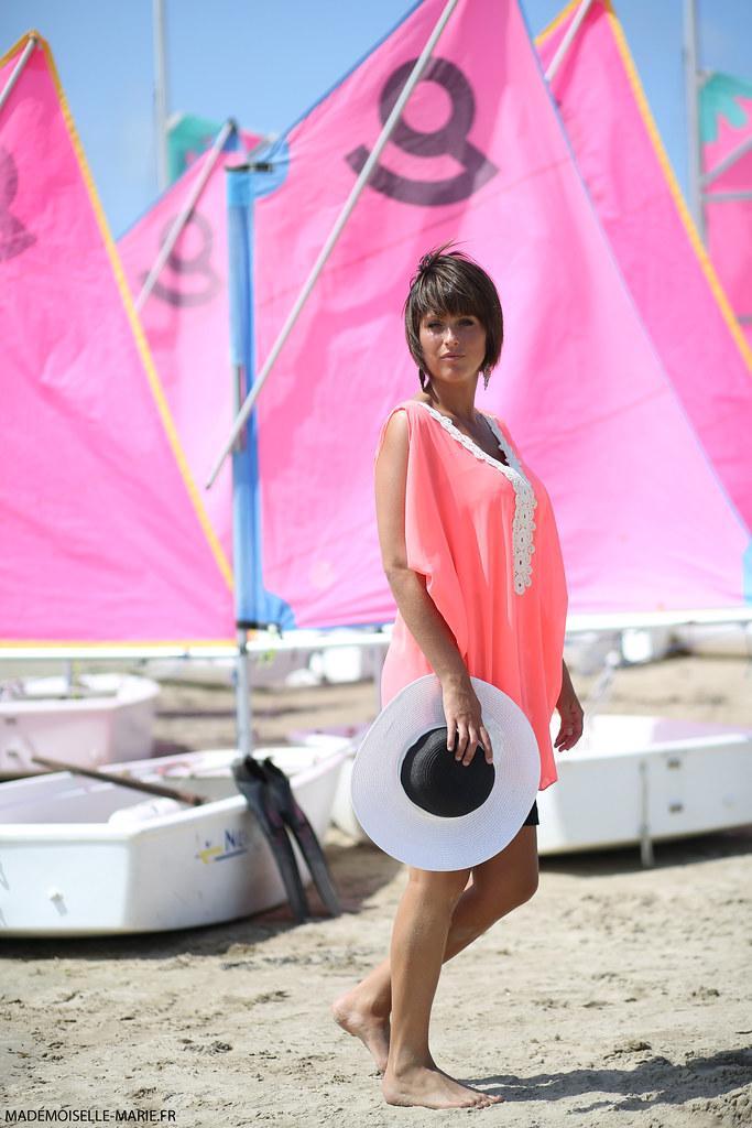 Anais Beach Style, Erdeven