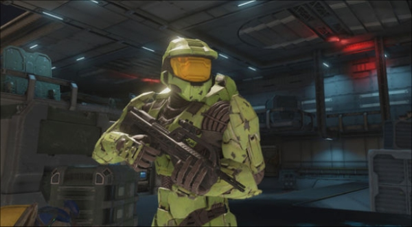 Image result for Halo 2 Anniversary Chief