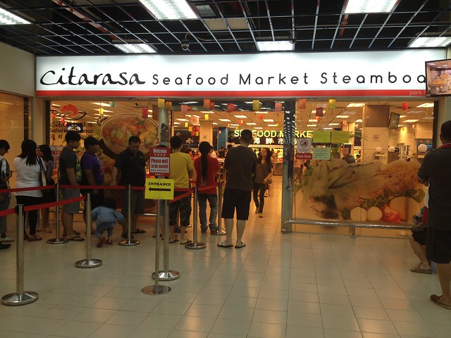 NSK - Citarasa Seafood Market Steamboat