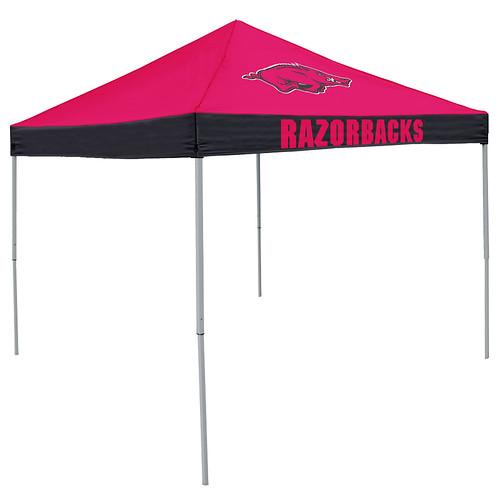 Arkansas Razorbacks Economy TailGate Canopy/Tent