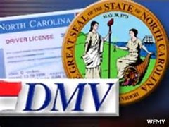 NC drivers' license