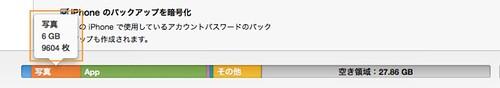 iTunesの写真