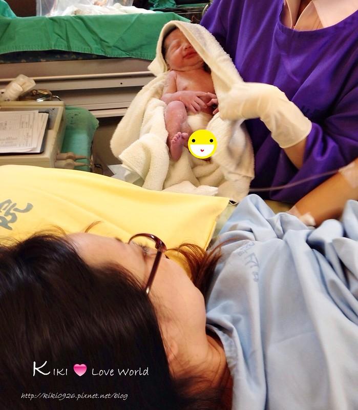 妹妹出生@中山醫院