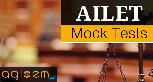 AILET Mock Tests