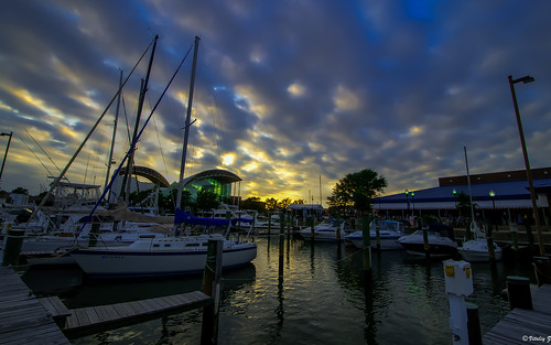 travel sunset clouds marina virginia boat nikon yacht piers hampton publicpiers
