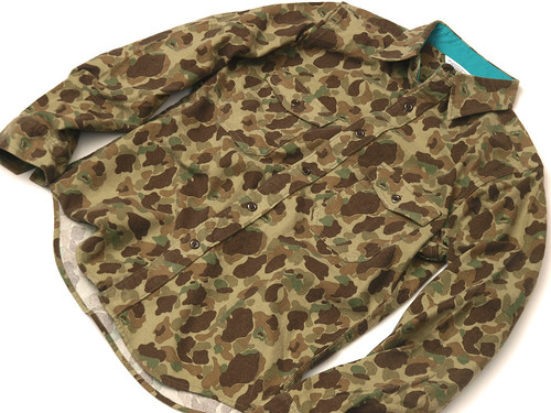 Five Brother / Hunter Camo Workshirt
