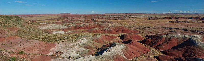 Painted Desert - Petrified Forest National Park
