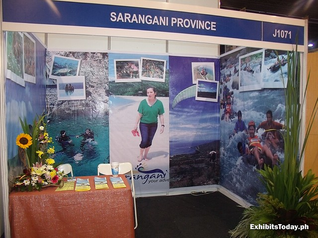 Sarangani Expo Display