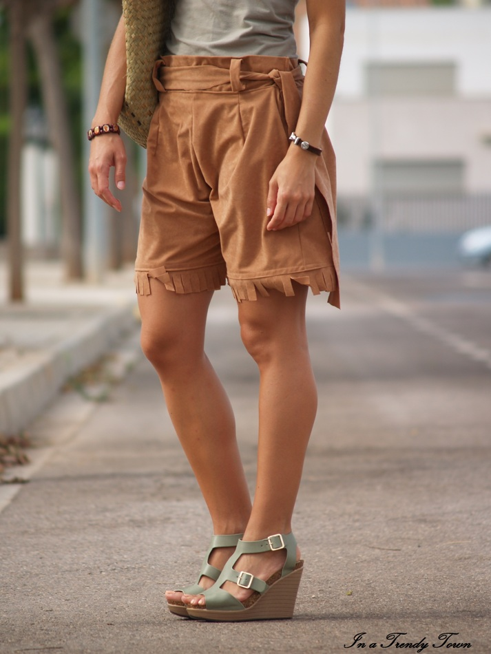 DIY indian shorts