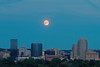 A Downtown Full Moon by Kevin's Stuff