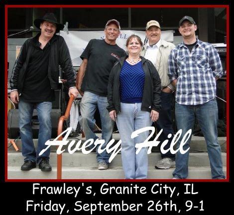 Avery Hill 9-26-14