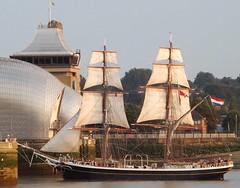 Morgenster (13) @ Thames Barrier 07-09-14