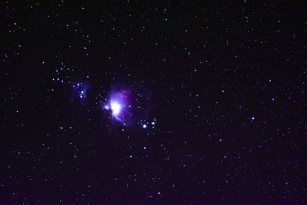 2014.09.27 M42 (オリオン大星雲)