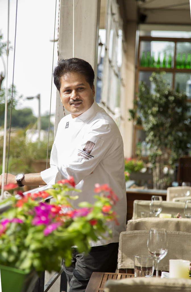 Chef Abjit Saha