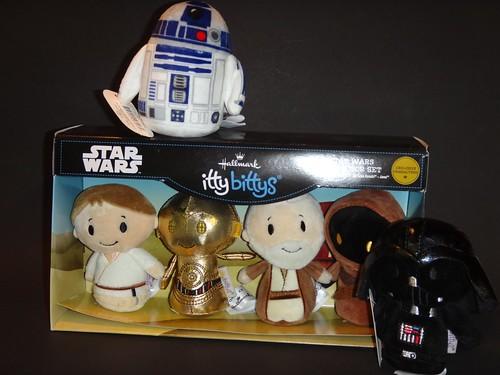 Star Wars Itty Bitties