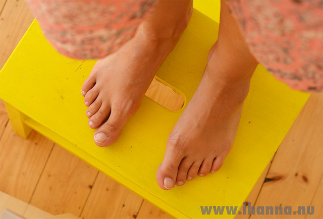 iHanna's feet