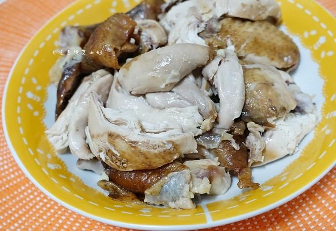 17 永寶餐廳山東燒雞墨魚香腸