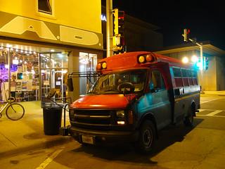 Dowsing Van!!