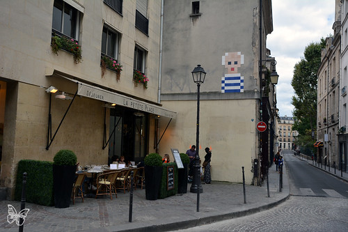 Space Invader - Picasso