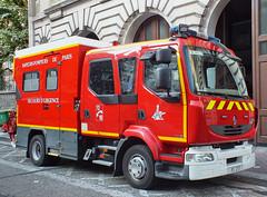 BSPP (Paris FD) - PS 217 (Engine/Rescue 217)