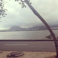 Rio nublado...