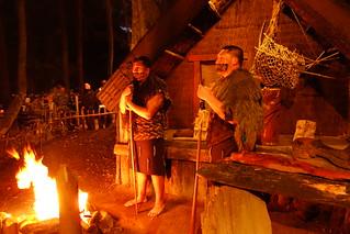 Aldeia Maori