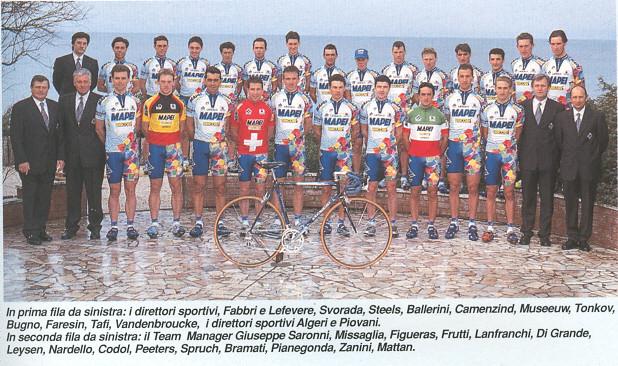 Mapei - Bricobi 1998