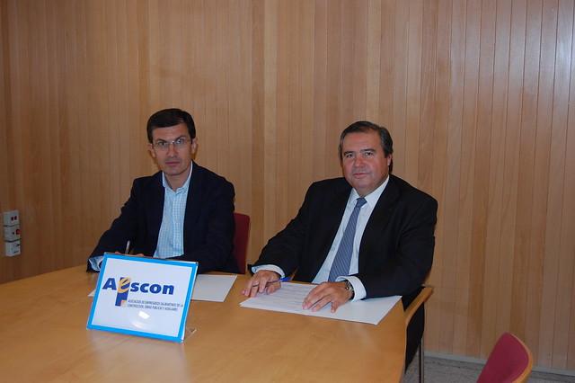 Convenio Convenio AESCON y Estudio Jurídico MonroyY ESTUDIO JURIDICO MONROY