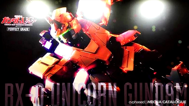 54th All Japan Model & Hobby Show - PG RX-0 Unicorn Gundam