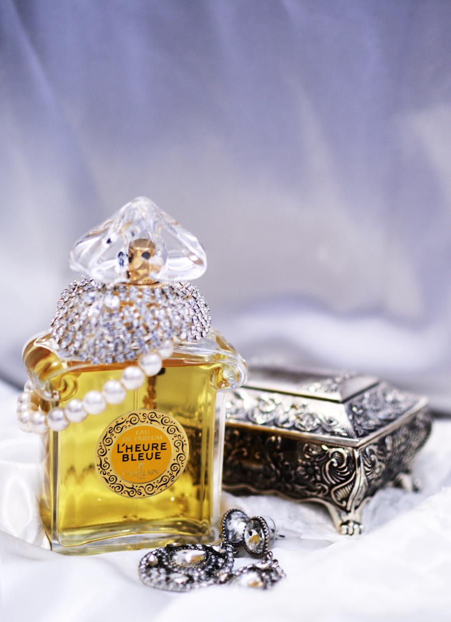 guerlain, l'heure bleue, perfume, parfum