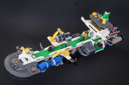 Salvage SHIP Kraken