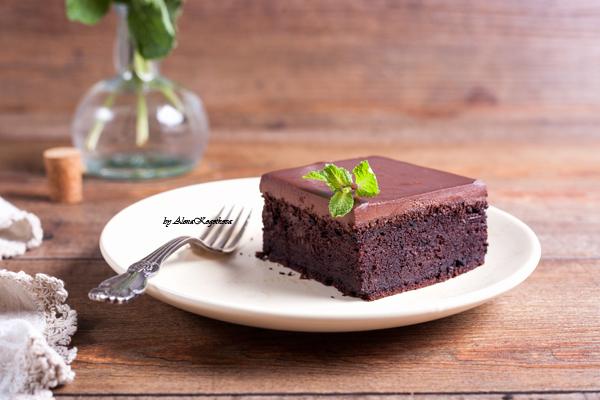 Chocolate&Zucchini Cake
