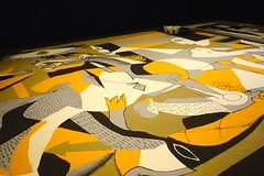 リー・ミンウェイ《砂のゲルニカ / Guernica in Sand》