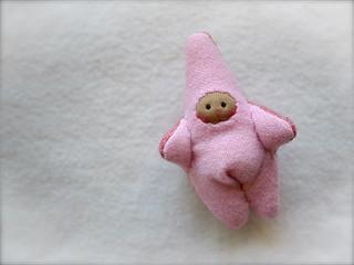 HUGGY: Pink/Coral