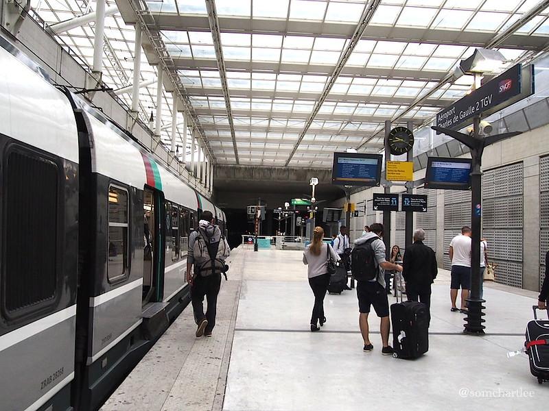 Charles de Gaulle Destination