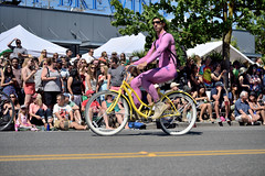 Fremont Summer Solstice Parade Cyclist 2015 (792)